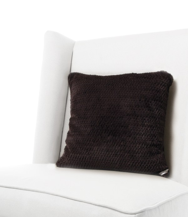 Luxe Twist Throw Pillow Home