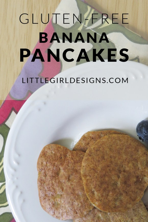 Here's a simple gluten-free pancake recipe for babies and toddlers (that you'll love too!) Gluten-free, dairy-free and delicious!