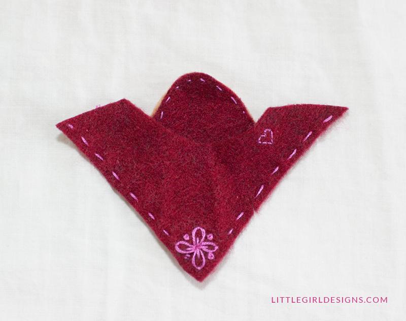 Cape for a princess @littlegirldesigns.com