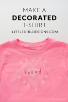 Make a Decorated T-shirt