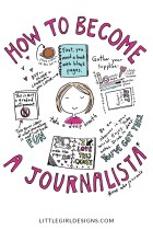 How to Be a Journalista (Plus Two Journaling Myths)