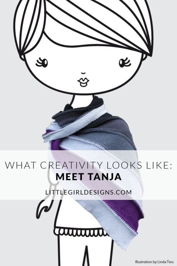 This week I'm talking with Tanja from Osswald Design about what she thinks creativity looks like. I LOVE her definition! :)