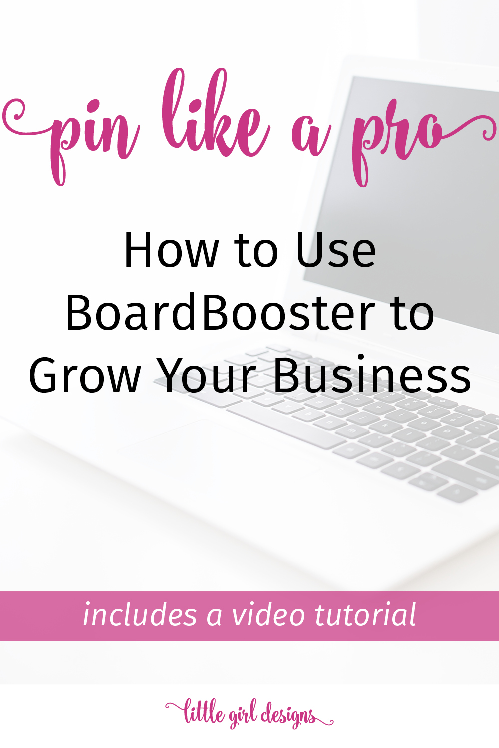 Learn how I use BoardBooster to grow my business and bring traffic to my blog. I LOVE this scheduler! (Video tutorial included :))