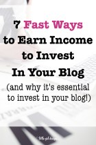 I'm so going to do #5 on this list! I've wanted to take a blogging course but couldn't afford it. This article turned my thinking upside down and made me realize I can Do This. Oh my goodness, I'm so excited!