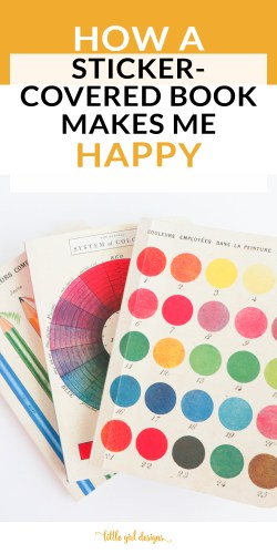Have you ever kept a happy journal? It's not quite an art journal and not a regular writing journal. It's kind of like a gratitude journal but with a twist. Mine has done wonders for my life.