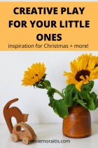 Creative Play for Your Little One: Christmas Edition