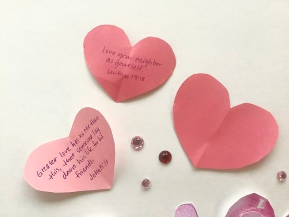 February is Love Month! Get inspired by these simple tips to make the whole month about God's love for us. Super easy, and you'll be so encouraged as a family!