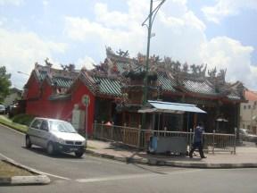Kuching - Wayang St Temple