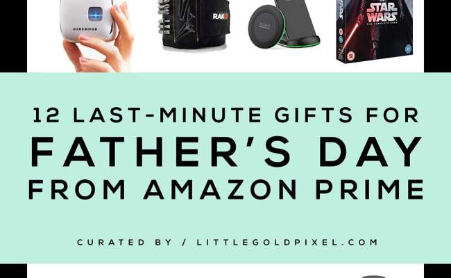 Amazon Father S Day Gifts Last Minute Gifts For Dad