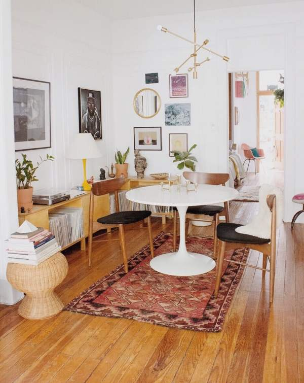 Global Cool Walls Brooklyn Home Tour Little