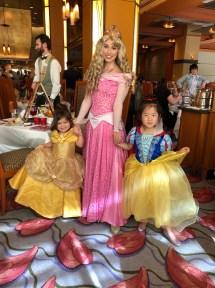 Disney Princess Breakfast Adventures Dining