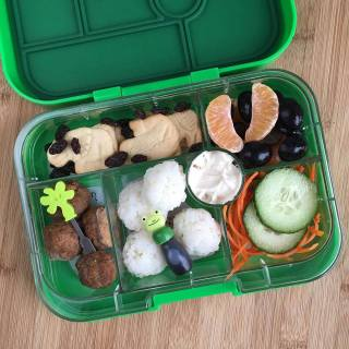 Whats in my lunch box?