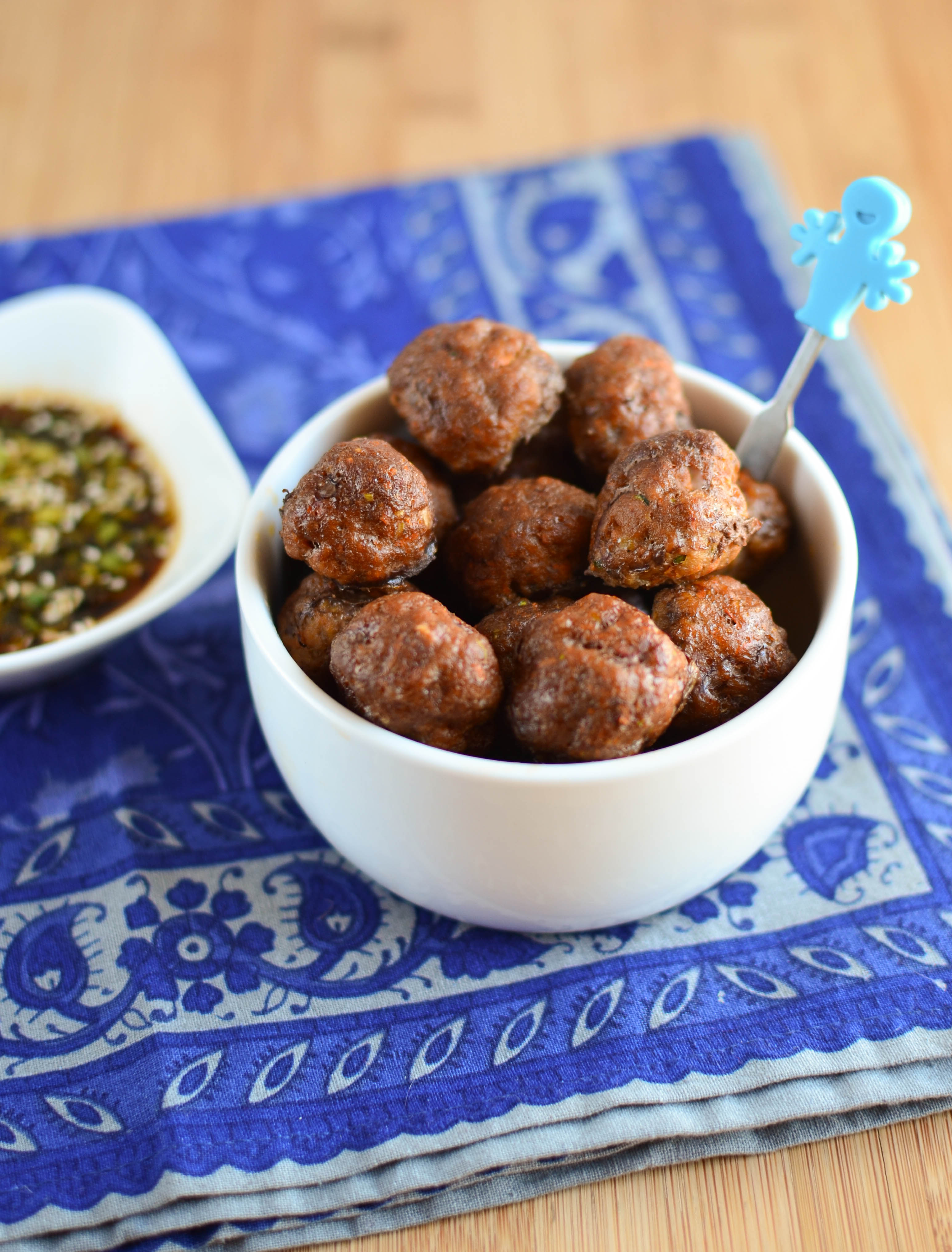 Little Grazers Hidden Vegetable Meatballs - gluten free, dairy free, blw, baby led weaning, fussy eaters, kids meals, family meals