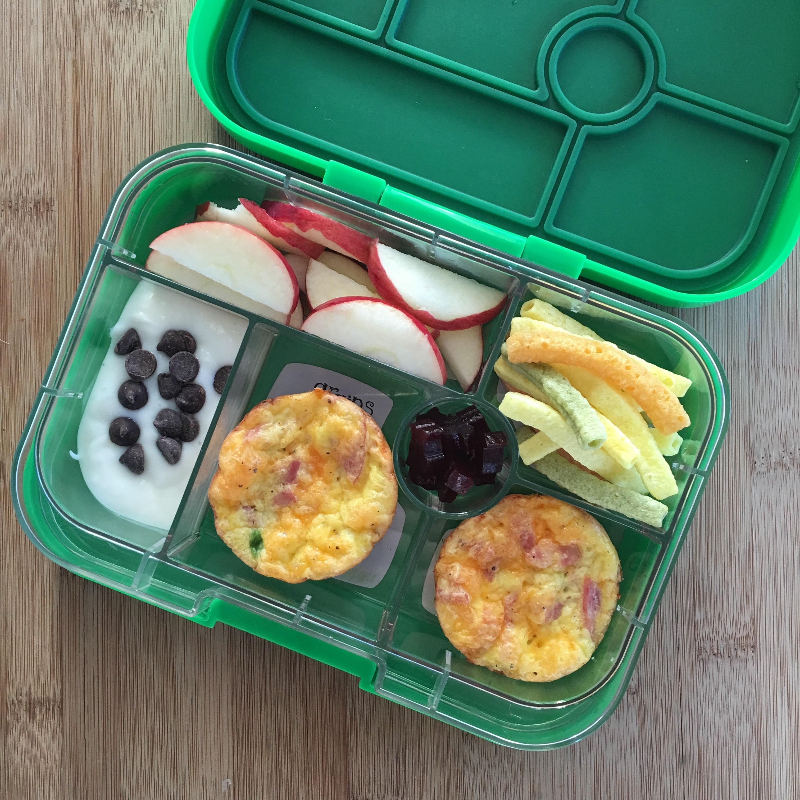 Little Grazers Lunch Box Ideas - yumbox