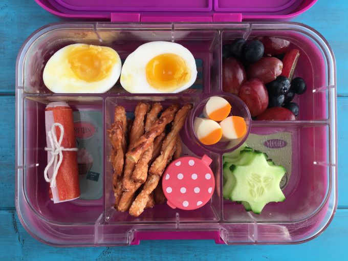 Little Grazers - Lunch Box Ideas - Week 1