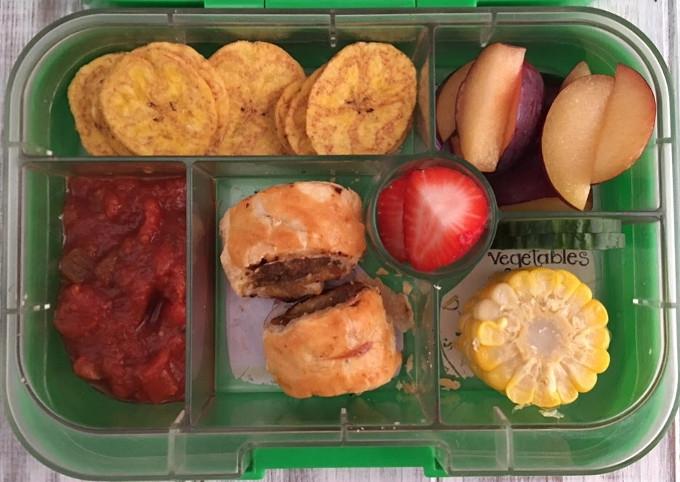 Little Grazers - Lunch Box Ideas - Week 1