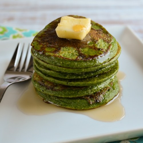 Little Grazers Green Pancakes - gluten free, fussy eaters, baby led weaning, kids food, finger foods