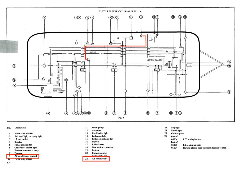Repairing a Vintage Airstream A/C (Part 3): Replacing