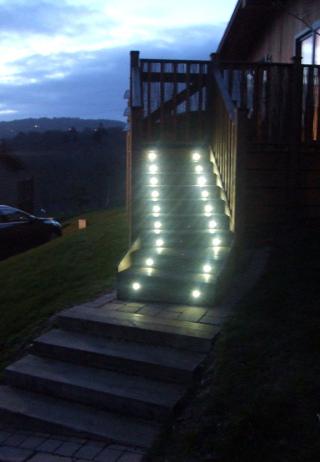 Little Green Blog 187 Three ways to use solar lighting in