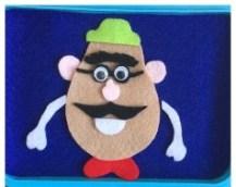 felt mr potato head