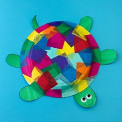Tissue-Paper-Snail-9