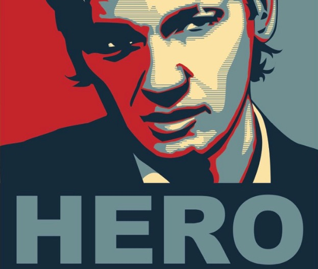 Image result for julian assange hero