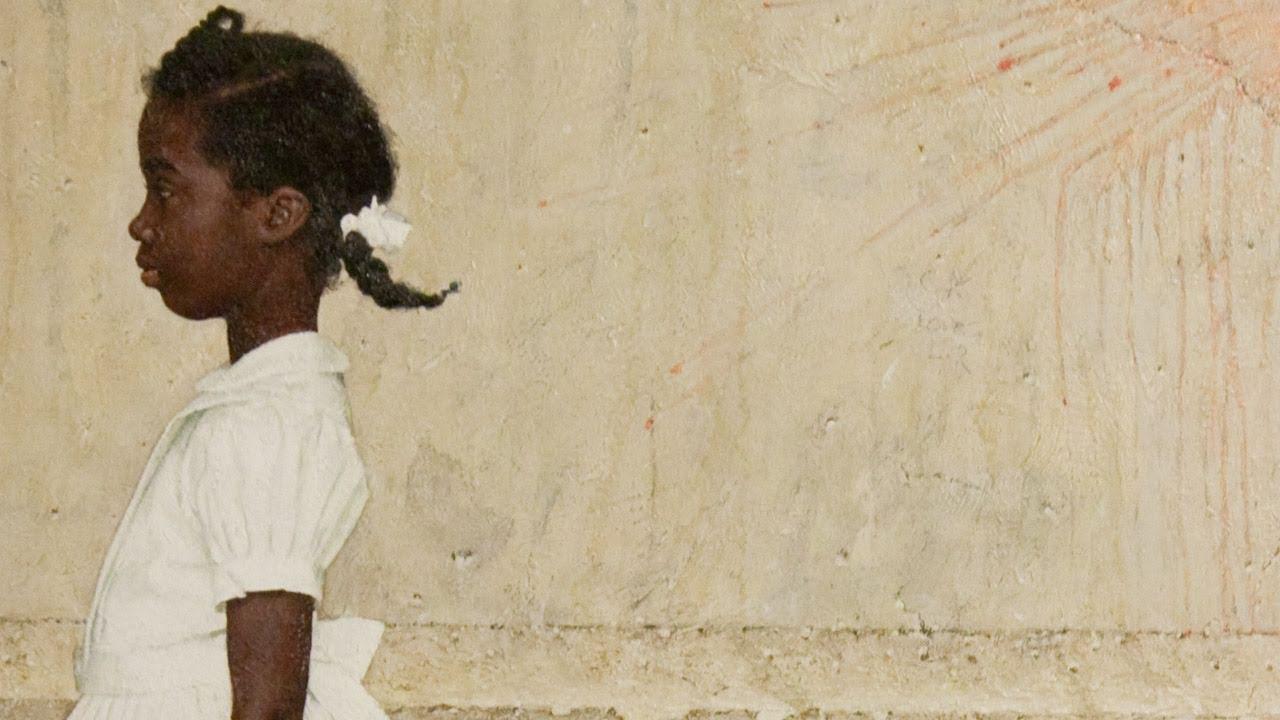 President Obama Meets Civil Rights Icon Ruby Bridges  LGF