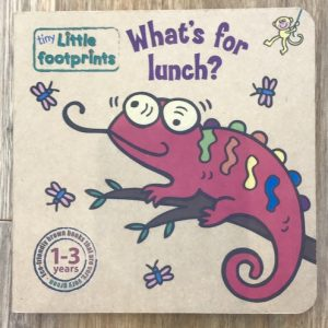 Tiny-Little-Footprints-Whats-For-Lunch-Story-Book