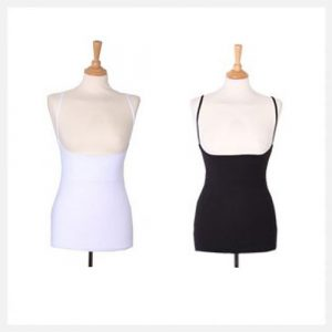 breastvest white and black