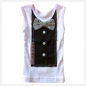 Arthur Ave World's Famous Tie Vest