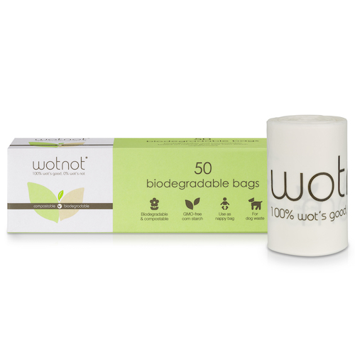 Wotnot nappy bags Product Image