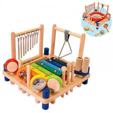 I'm-toy-melody-mix-wooden-childrens-toy