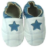 softies-baby-booties-blue-star-soft-sole-leather