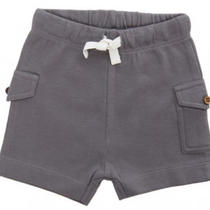 Tiny Twig - Comfy Shorts - Soft grey