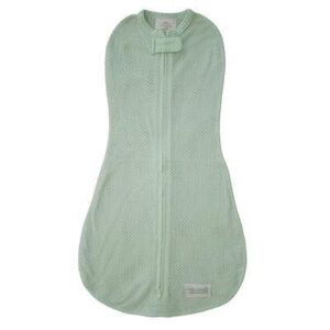 Woombie-true-ar-Baby-swaddle-mojito-mint-big-baby
