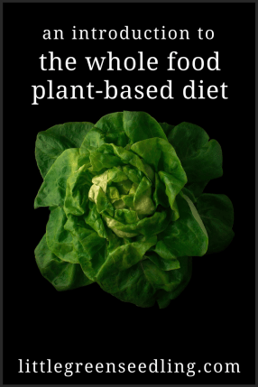 whole food plant-based diet