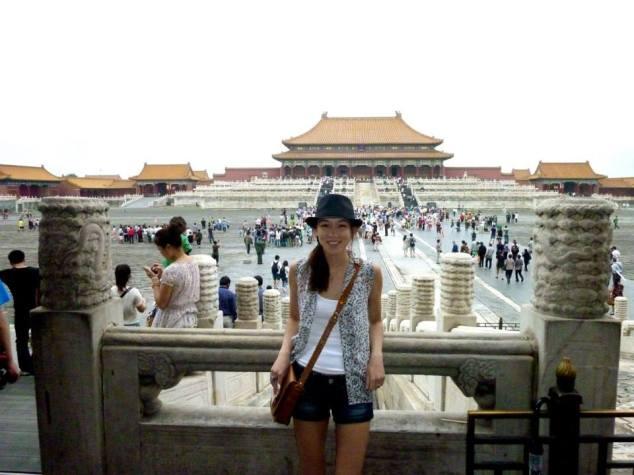 Beijing Tiannenmen Square