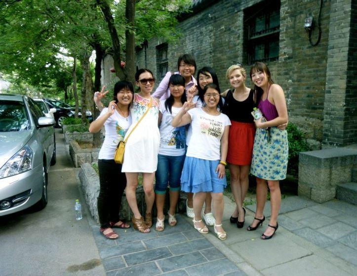 Xuzhou locals