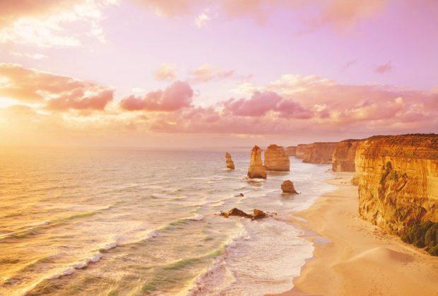 Great Ocean Road, Australia Landscape