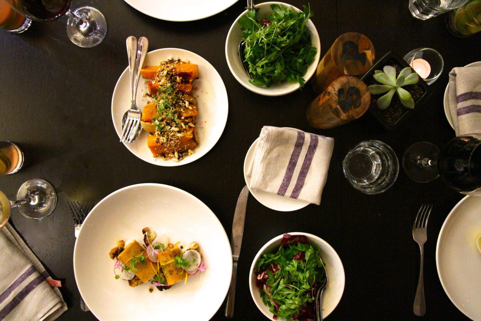 NEXT Hotel - Lennons restaurant dinner