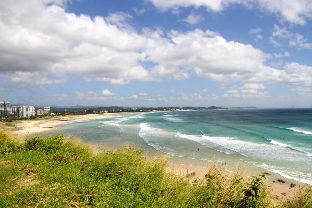 Kirra Beach Lookout