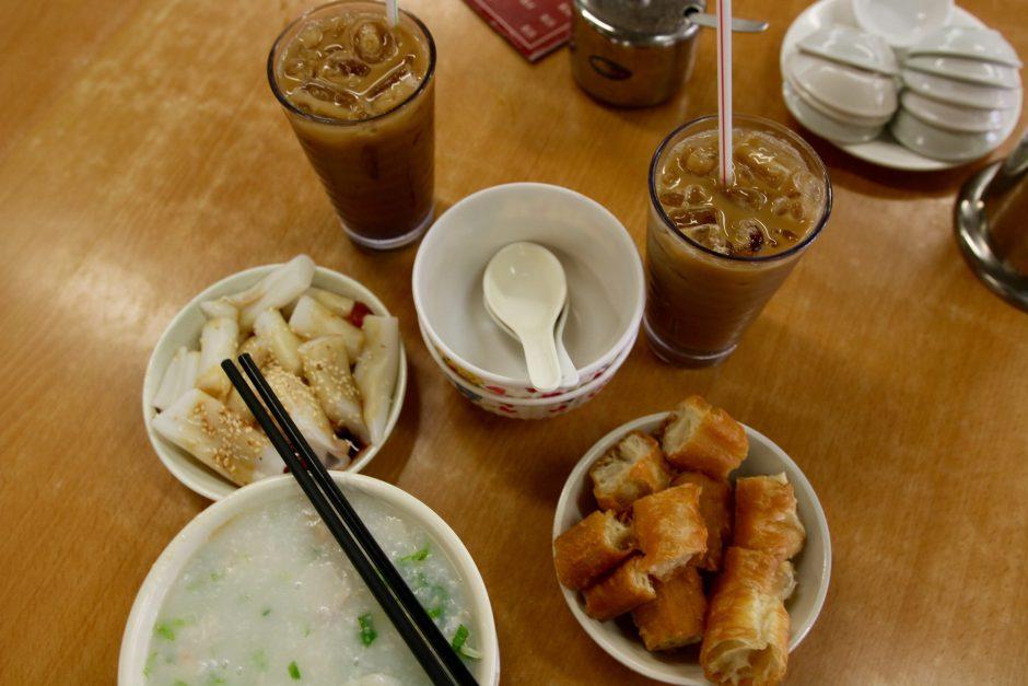Mui Kee Congee 47 Things to do in Hong Kong Travel Blog