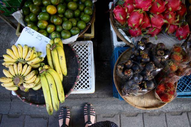 Fresh Fruit Chiang Mai