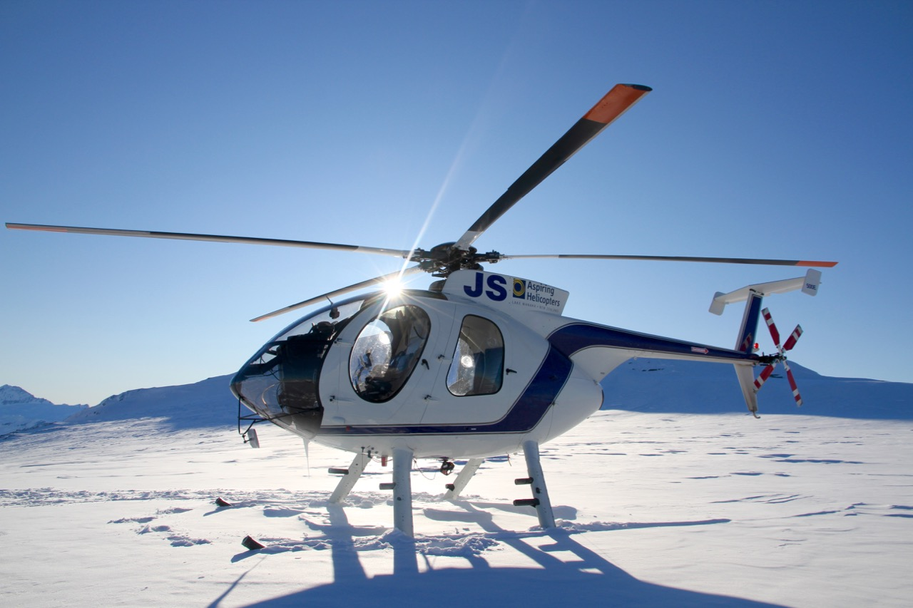 Aspiring Helicopters Things to do in Wanaka