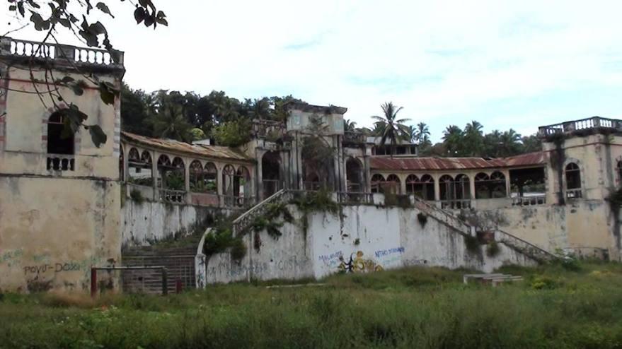 Municipal Market (built in 1933 during the Portuguese period) Timor-Leste (East Timor)