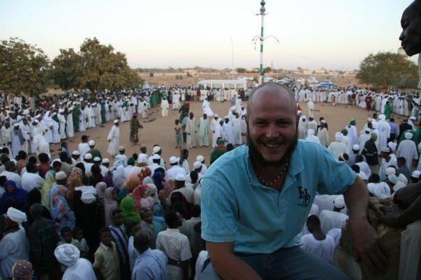 Whirling Dervishes, Sudan