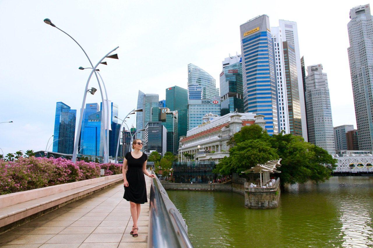 Singapore City Travel Blog