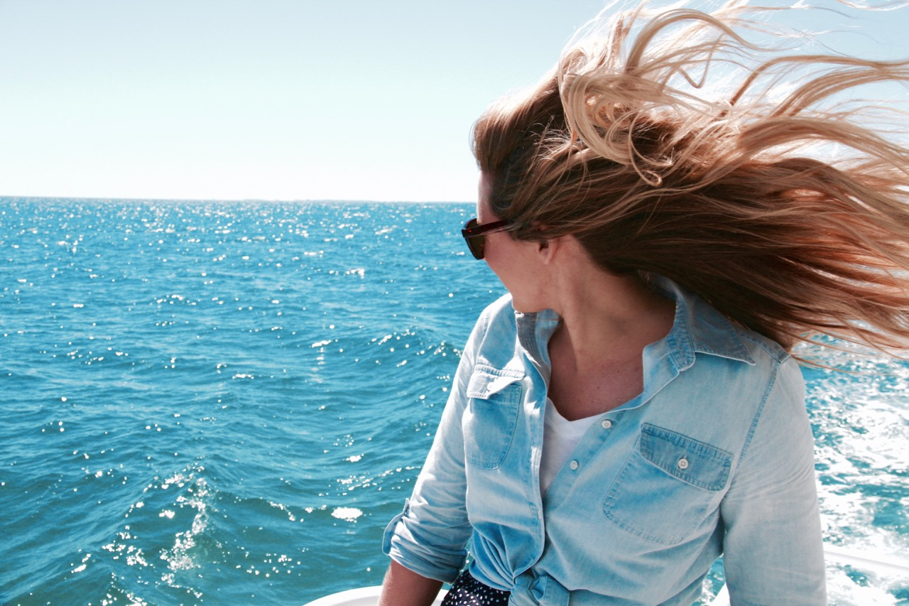 Phoebe Lee Travel Blogger Hervey Bay