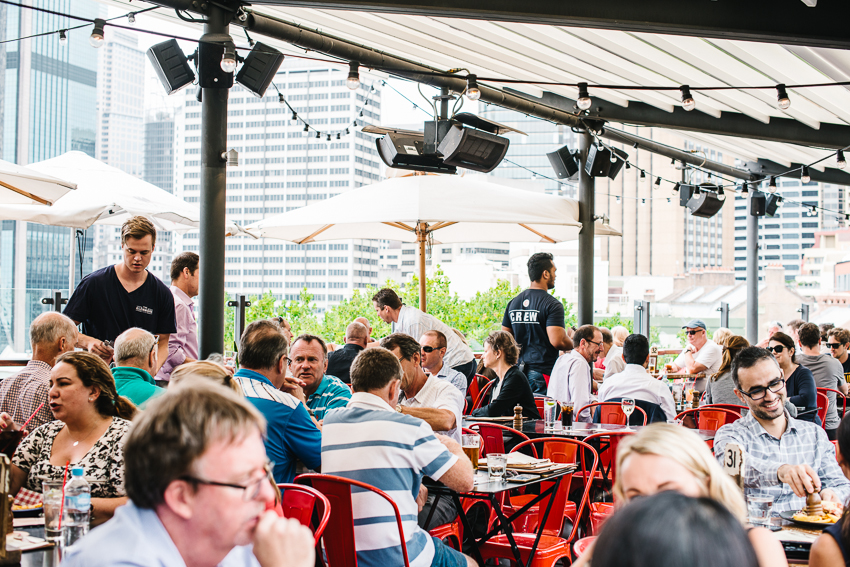 10 rooftop bars you must visit in Sydney