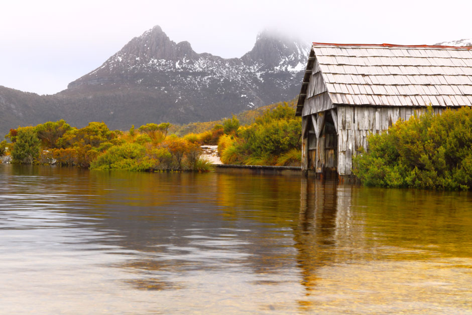 Cradle Mountain. Image: Elle of This is Yugen